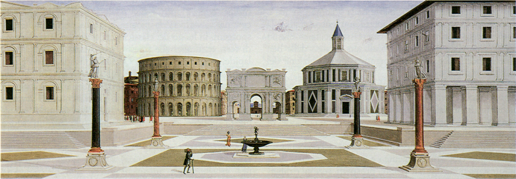 città ideale baltimora
