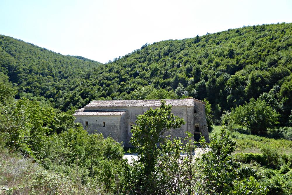 Abbazia di Sitria Monte Cucco Umbria