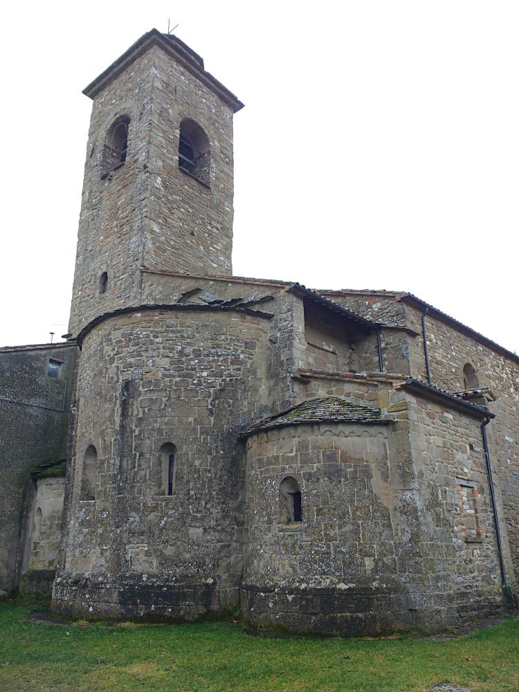 Pieve di San Giovanni Battista Carpegna Marche Agriturismo