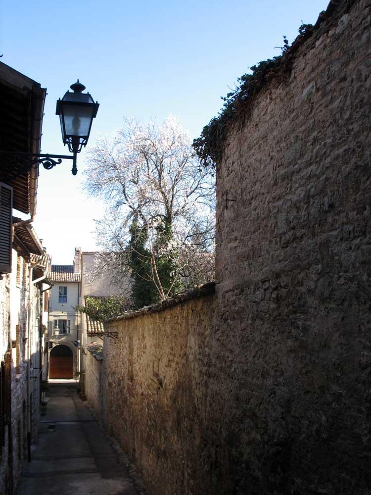 Cagli-alley