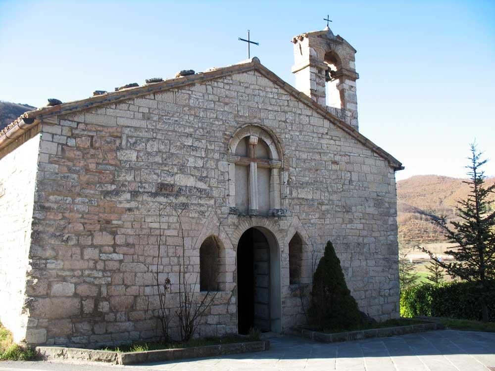 Cagli-chiesetta