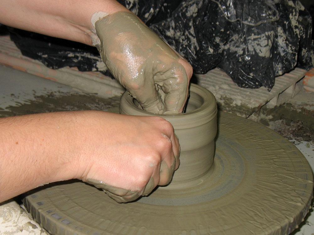 Urbania ceramics weel
