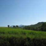 Le Marche walks: loop walk around Valle Nuova