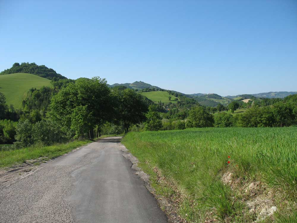 le Marche walks