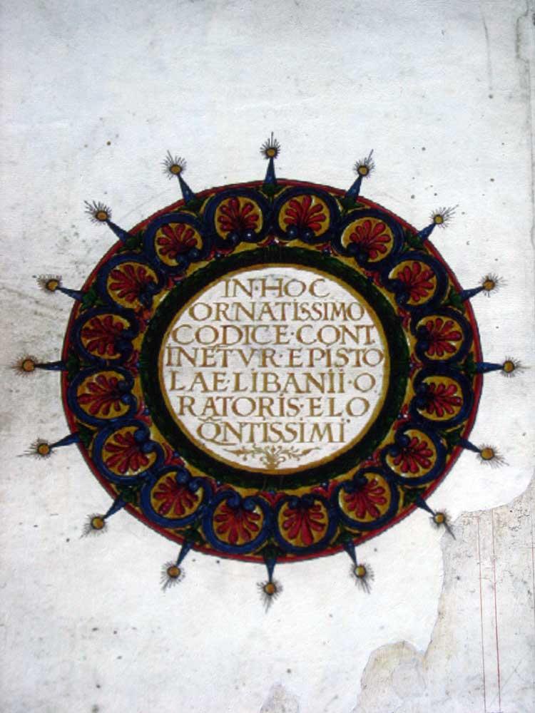 Ornatissimo-Codice Dukes of Urbino Library