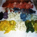 Natural Wool Dyeing 2-Day Courses