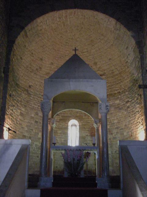 San Leo Altare Pieve