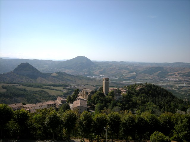 San Leo Panorama