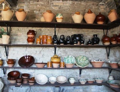 Fermo, Marche: hilltop-towns, ceramics and the best organic salamis