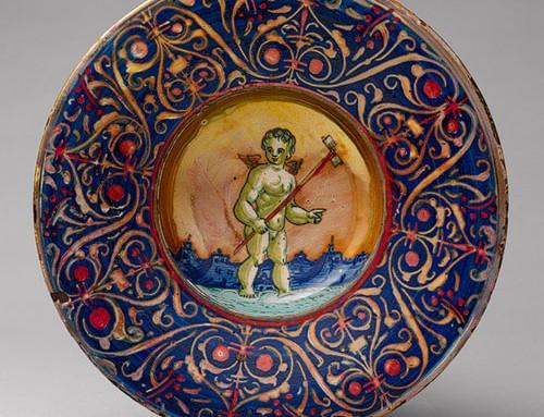 La via della Ceramica tra Umbria e Marche. Renaissance maiolica exhibition in Gubbio