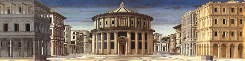 Città ideale Urbino