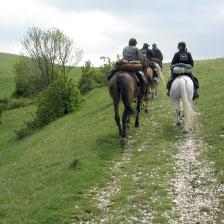 vallenuova horse riding