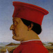 Duke of Urbino, Piero della Francesca