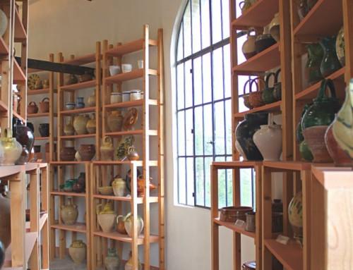 Everyday use pottery: Maurri-Poggi terracotta collection