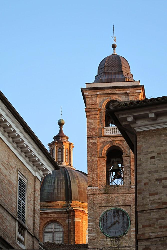 Urbino-duomo-sunset1