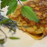 "FORAGING:  vitalbe… ""traveller's joy"" in a plate"