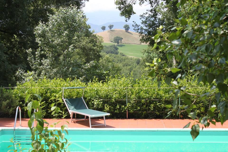 Valle Nuova Agriturismo swimming pool