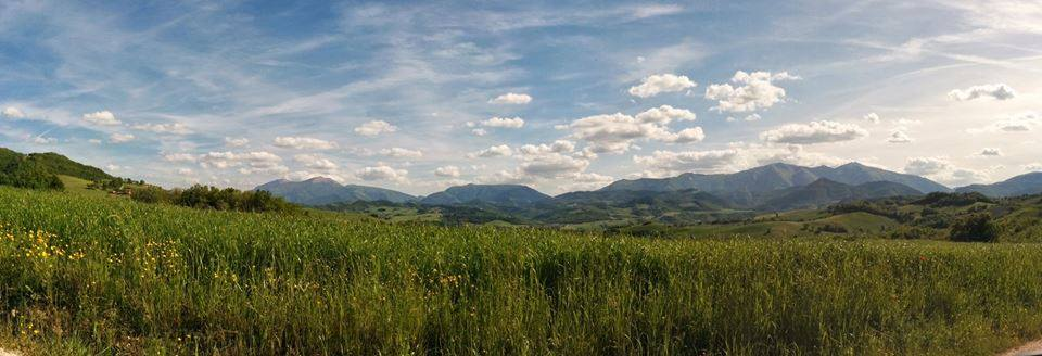 Valle Nuova Agriturismo landscape