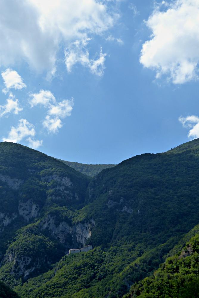Eremo di San Girolamo Parco del Monte Cucco