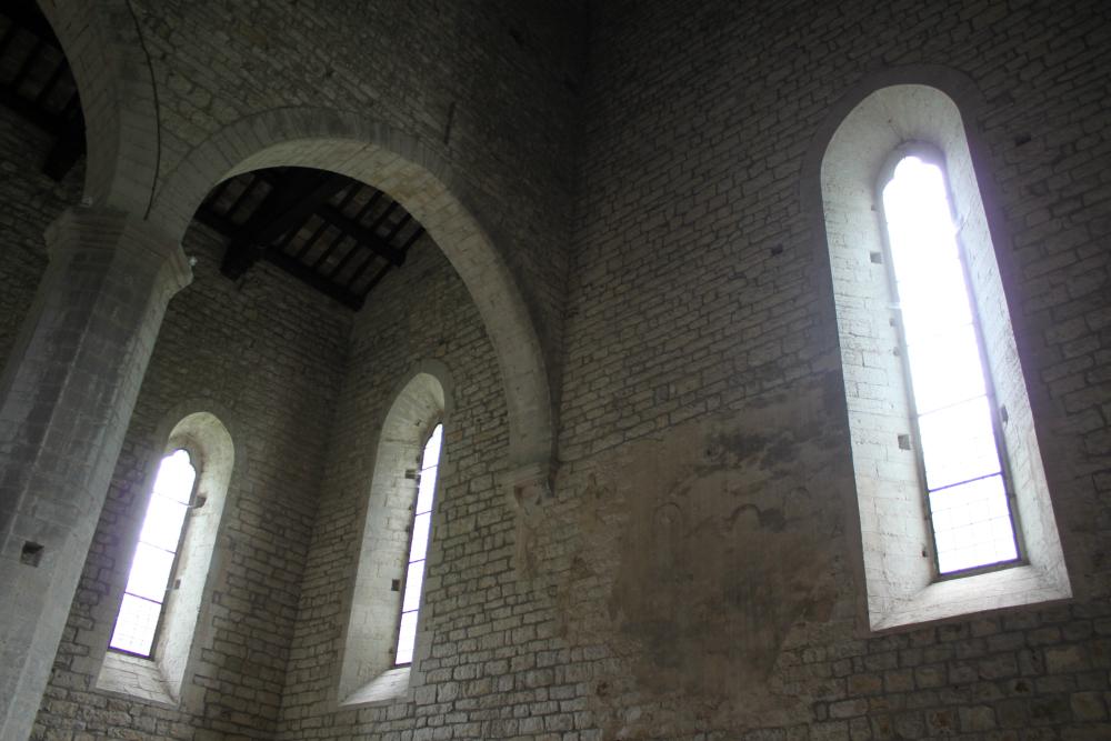 Interno 2 Sant'Emiliano in Congiuntoli