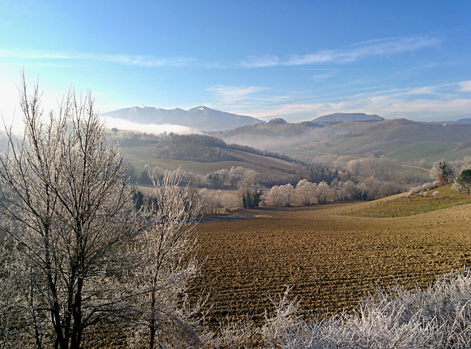 Winter holidays in Le Marche