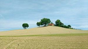 Green vacation rental Urbino Marche Italy