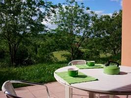 Holiday villa for 4 Autumn view Urbino Marche