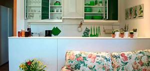Complete kitchen foodie accommodation Urbino Marche