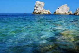 Conero Adriatic sea Marche Italy