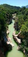 Marmitte dei Giganti Marche Italy Fossombrone nature holidays