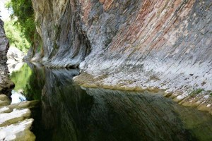 River reflexion Marche Italy Nature hiking