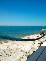 Vallugola Beach Gabicce San Bartolo Marche Italy