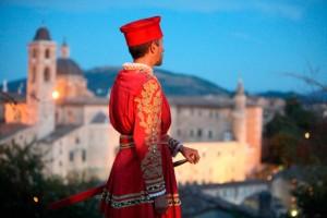 Festa del duca Urbino foto paolo mini