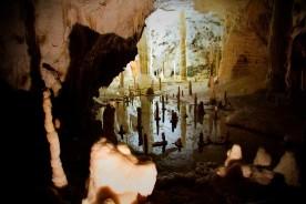 Grotte di Frasassi caves Marche spelunking speleology speleo adventure