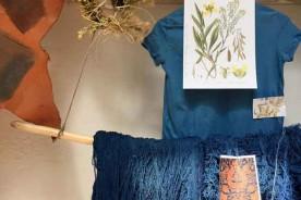 Guado Urbino woad dye shop handicraft artisan Marche