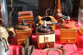 Pesaro flea antique market Marche shopping holidays