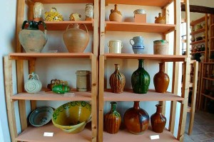 Urbania Ducal Palace pottery museum Collezione Maurri Poggi