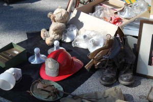 Flea market Marche shopping holidays in Le Marche
