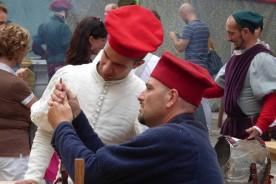 Marche festivals Renaissance reenactments