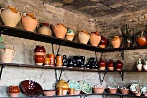 Montottone ceramics Le Marc
