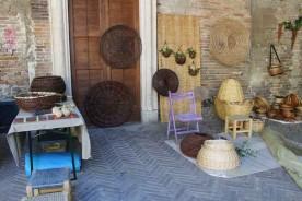 Urbino basket market festival Marche Italy Holidays