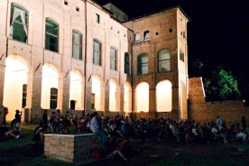 Urbino plays jazz Monastero di Santa Chiara Wonderful location music Marche Tourism