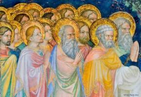 Oratorio di San Giovanni Urbino Salimbeni Marche tourism art