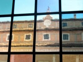 Vetrata Palazzo Ducale Urbino