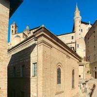 Urbino Synagogue Torricino Duomo Marche holidays tourism Renaissance