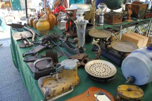 Antique market Marche Fano Pesaro Urbino holidays