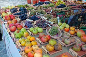 Gifts Forgotten Fruits Le Marche shopping