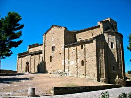 San Leo Duomo Emilia Romagna Marche border Italy religious tourism