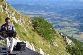 Suoni controvento Monte Cucco Photo Marco Signoretti