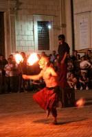 fire jugglers urbino Marche Italy festival fair
